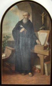 Regula Benedicti, die Regel des heiligen Benedictus